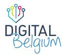 Logo Digital Belgium