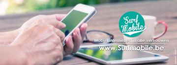 Mobiel internet: ontdek de voordelen & jouw profiel op surfmobiel.be
