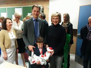 Sint-Bavo Gent lanceert technologieafdeling