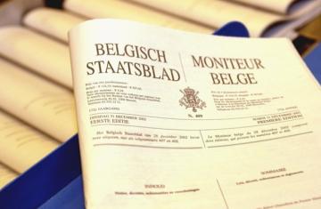 Melding jaarrekening bij Belgisch Staatsblad niet langer verplicht
