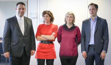 Digital Belgium en onderwijsministers gaan samenwerken rond digitale vaardigheden