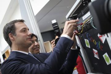 Google opent 2de datacenter in België